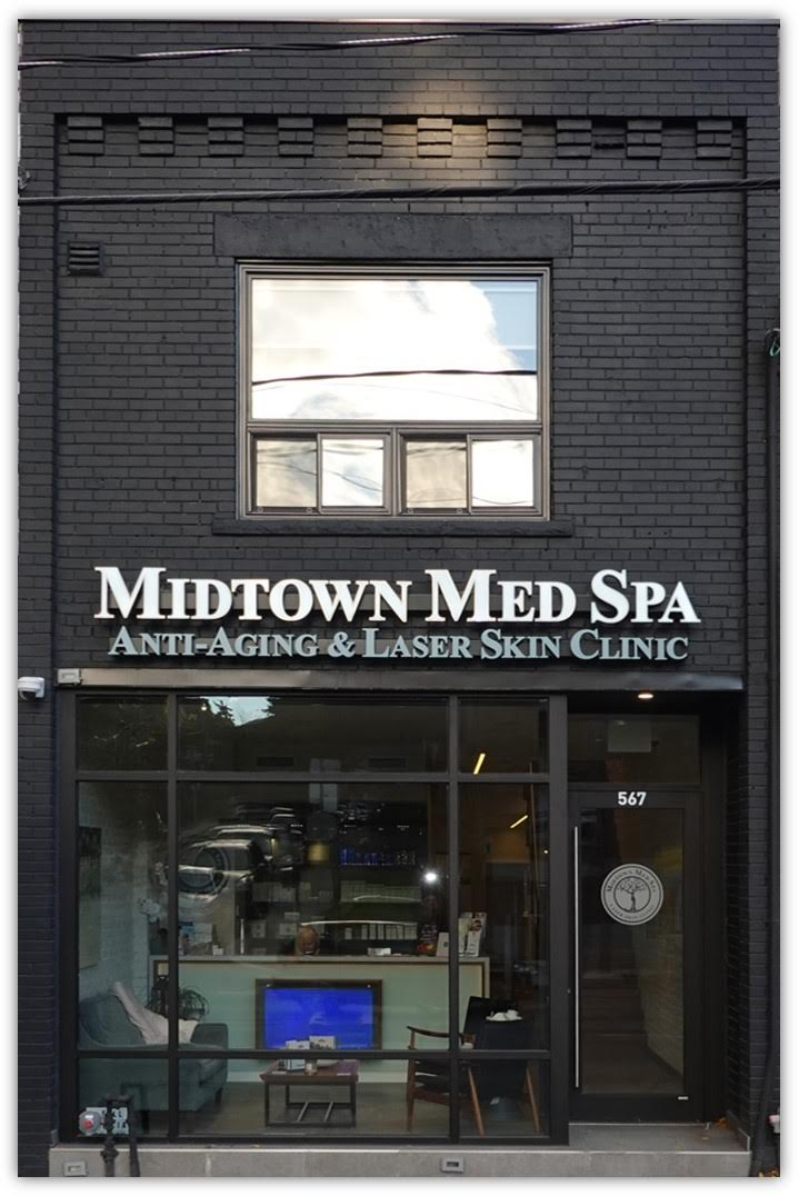 Midtown Med Spa Store Front